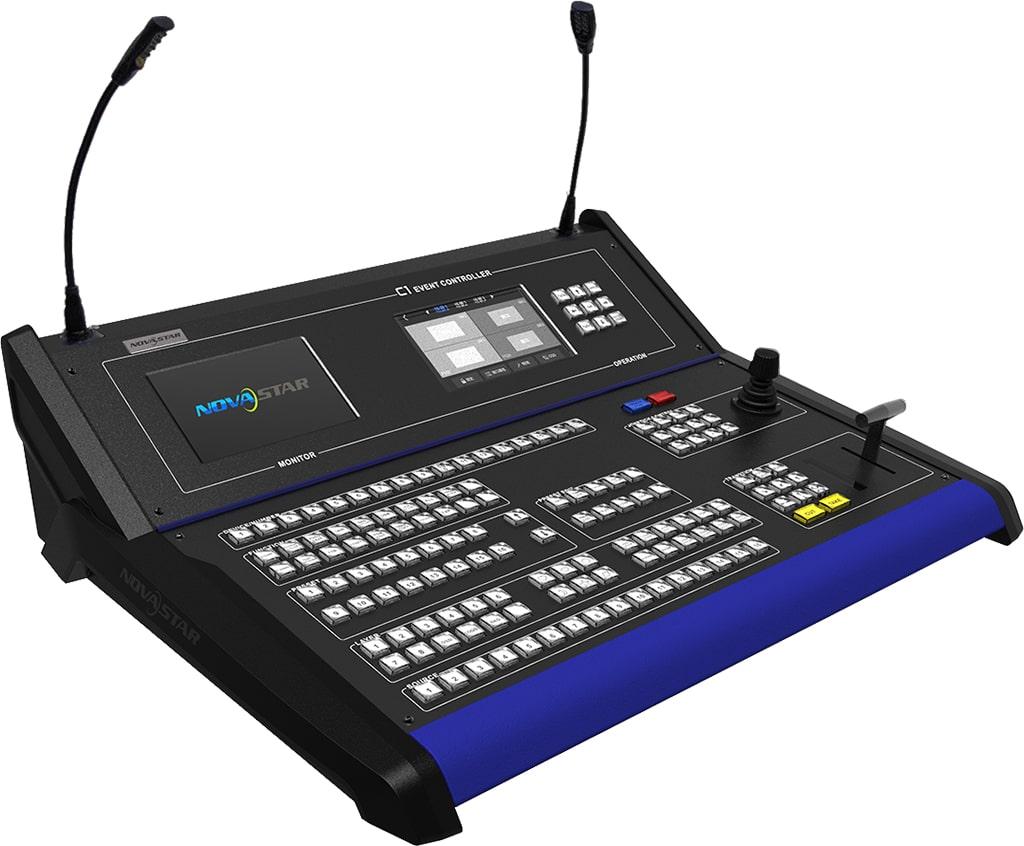 Consola de control Novastar C1