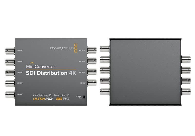 Distribuidor SDI 4K
