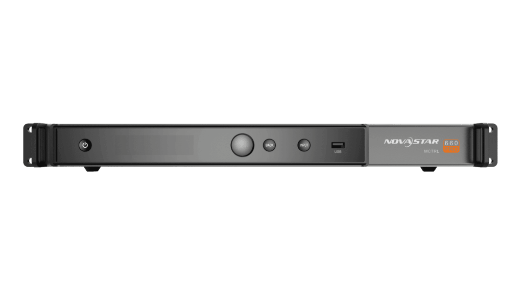 Procesador para pantalla de led Novastar MCTRL660-PRO