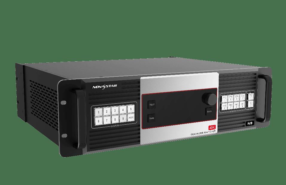 Videoprocesador multiventana 4K Novastar N9